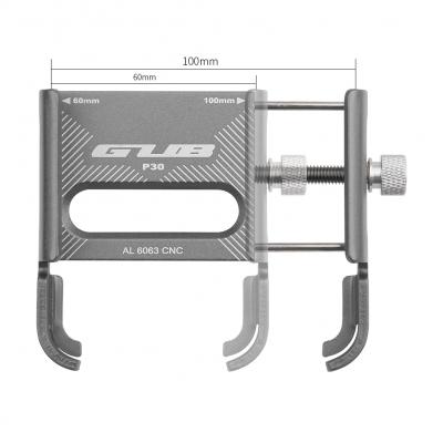Telefono laikiklis dviračiui GUB P30-4