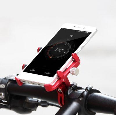 Telefono laikiklis dviračiui ir paspirtukui_6