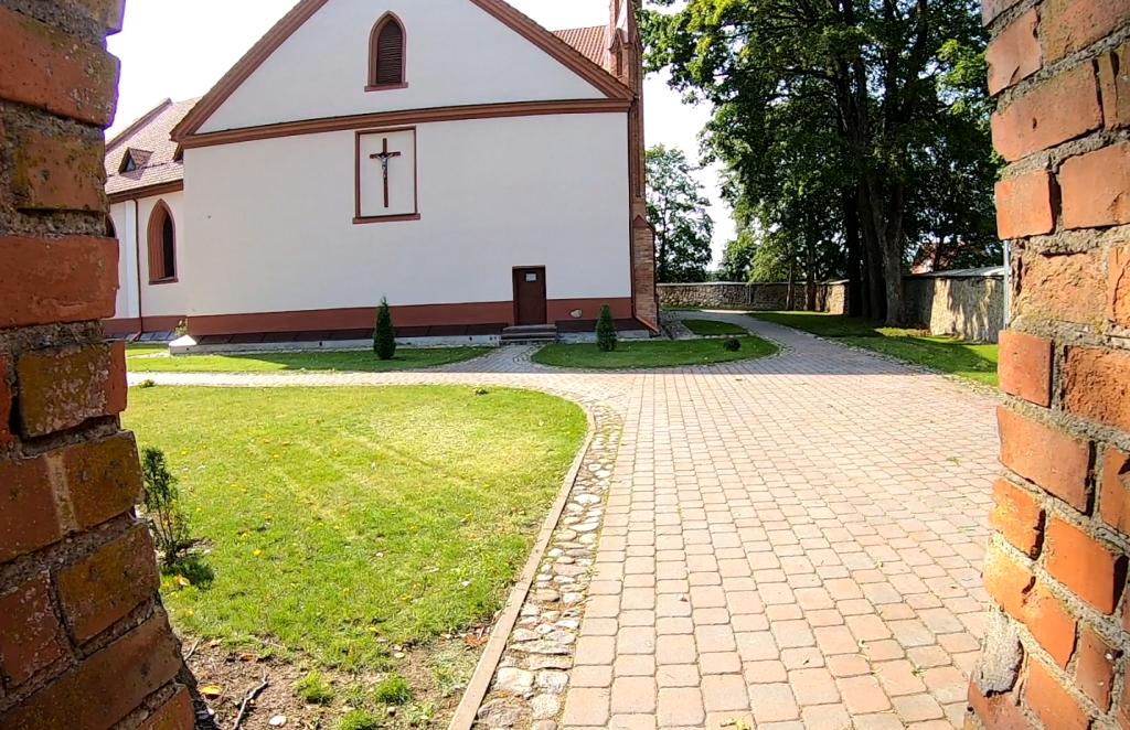 Senųjų Trakų bažnyčia