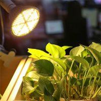 180 LED lemputė augalų auginimui 120W