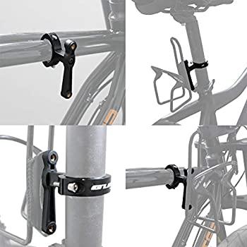 Gertuvės laikiklio tvirtinimo adapteris dviračiui GUB G-19 variantai