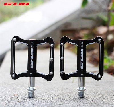 GUB GC020 dviračio pedalai aliuminiai 2