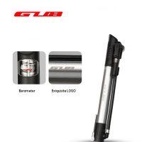 GUB P003 dviračio pompa su slėgio matuokliu dviejų cilindrų