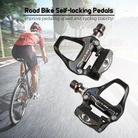 GUB RD2 pedalai plentiniam dviračiui