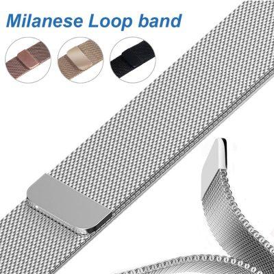 Xiaomi Mi Band metalinis dirželis magnetiniu užsegimu_2