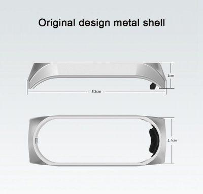 Xiaomi Mi Band metalinis dirželis magnetiniu_3