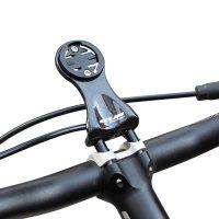 Anglies pluošto dviračio kompiuterio laikiklis GUB 693 tvirtinimas
